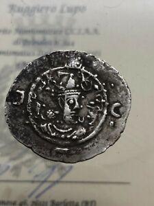 Asie-Empire-Sassanide-Hormizd-IV-Drachma-579-790