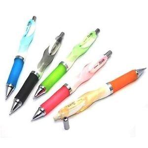 Zebra-Nu-Spiral-Mechanical-Pencil-Ergonomic-Clutch-0-5mm-HB