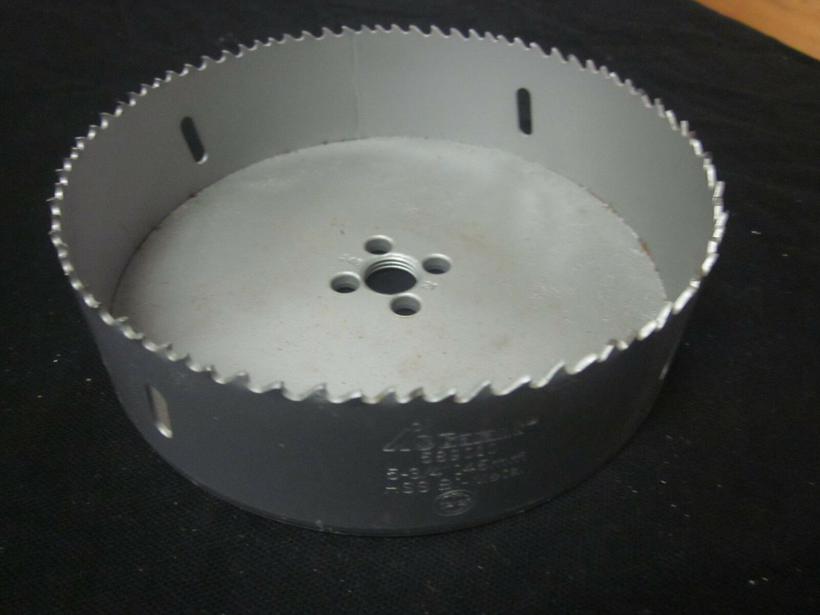 5-3 4  HOLE SAW BY GARANT 146mm HSS BI-METAL HUGE HOLESAW HIGH QUALITY