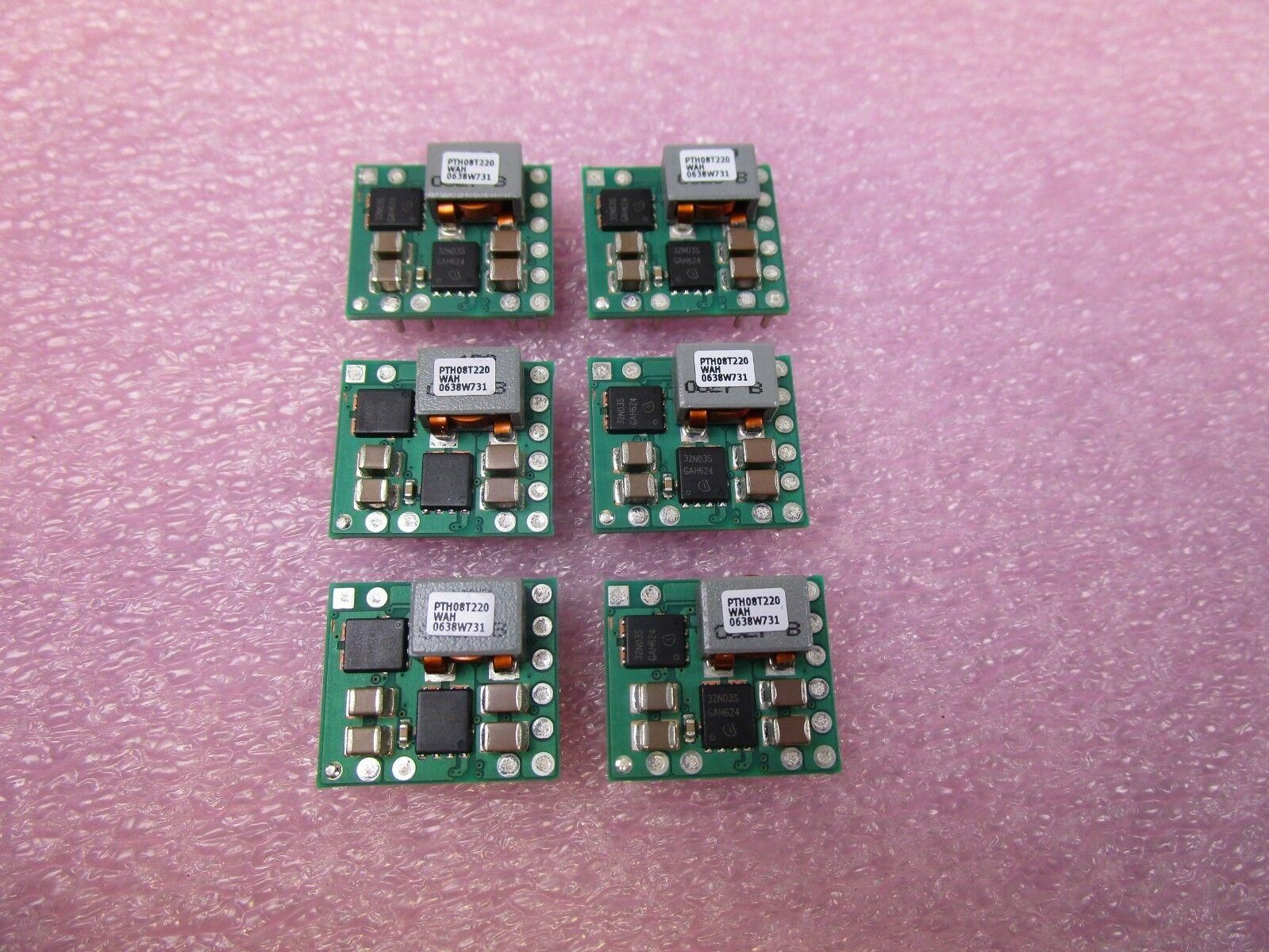 Texas Instruments DC DC CONVERTER Adjustable 2.5-12.6V Regulator PTN78020WAS