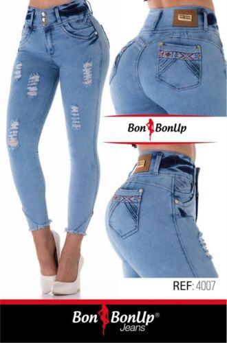 4007 Butt Colombian Jeans Colombian Up Lifter Bon Shapewear TpSS1q