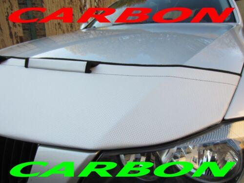 Silber CARBON BRA VW Sharan 00-09 Steinschlagschutz Tuning