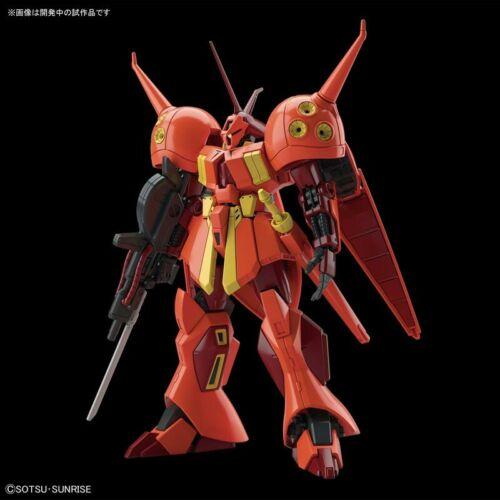 HGUC 1//144 R-Jarja Plastic Model Mobile Suit Gundam ZZ BANDAI SPIRITS