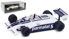 Spark S4347 Brabham BT49C #5 Argentina 1981 - Nelson Piquet World Champion 1/43