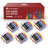 30PK Ink Lot Set PGI-250XL CLI-251XL + Chip For Canon PIXMA MG7520 MG6620 MG5620