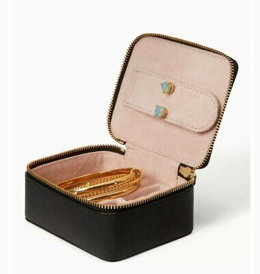 Kate Spade Classic Jewelry Roll Travel Case For Sale Online Ebay