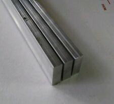 """T6511 Mill Stock 6061 Plate 5//8/"""" x 2-1//2/"""" Aluminum Flat Bar 1/"""" Length 0.625"""
