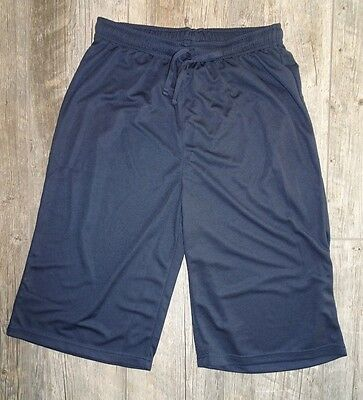 Small To 8xl Navy Dickies Men's Mesh Jam Short Systematic New