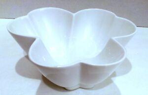 American-Atelier-Serving-Bowl-Porcelain-Hostess-Bowl-China-Dinnerware-Size-8x7
