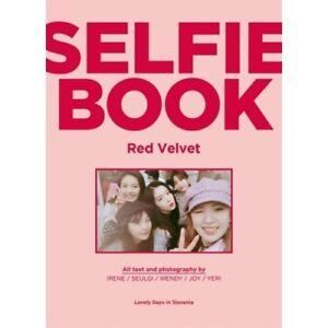 Details about Red Velvet - [Selfie Book #2] 240p Limited Selfie PhotoBook+ Gift K-POP Sealed SM