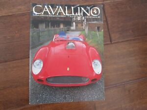 VINTAGE-CAVALLINO-FERRARI-MAGAZINE-NUMBER-42-January-1988