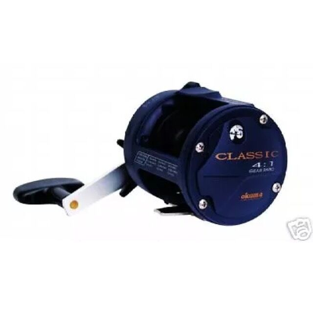 OKUMA Classic 20L Multiplier Sea Reel