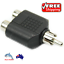 RCA-Y-Splitter-AV-Audio-Video-Plug-Converter-1-Male-to-2-Female-Cable-Adapter