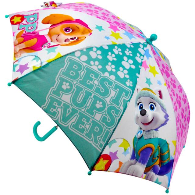 44f96162f Disney & Kids TV Character School Rain Brolly Umbrella Gift Paw ...