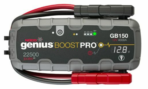 NOCO Genius Boost Pro GB150 -12V 4000 UltraSafe Lithium Jump Starter Pack