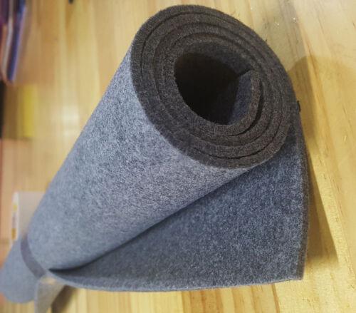 "Melange Color Felt Fabric Size 22/""x30/"" Thick 4mm Roll Type Artifel M40"