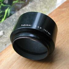 genuine Asahi PENTAX 49mm screw in lens hood for 105mm f2.8 earlier