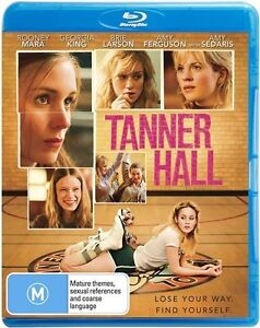 Tanner-Hall-Blu-ray-2012-New-amp-Sealed