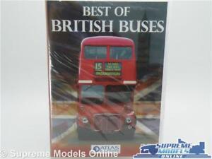 Details about BEST OF BRITISH BUSES DVD FILM REGION 2 BUS COACH 1HR 45 MINS  ATLAS HISTORY T3
