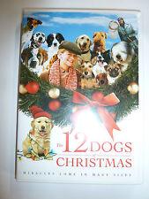 12 Dogs of Christmas DVD cute holiday family movie Bonita Friedericy Adam Hicks