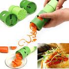 Spiral Slicer Cutter Kitchen Tool Vegetable Fruit Spiral Slicer Grater Popular