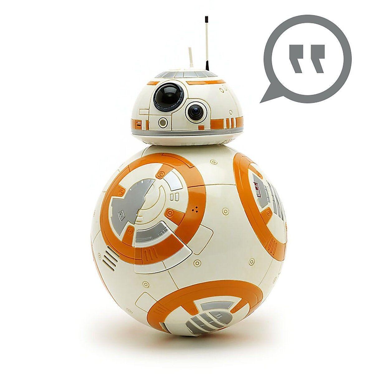 Star Wars BB-8 Talking Figure - 9 1/2 Inch - Star Wars: The Last Jedi