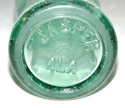 Old Jasper AL Hobble Skirt Coca Cola 6oz Soda Bottle D105529 Coke Alabama