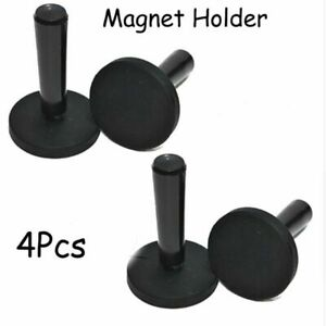 4X Cars Wrap Vinyl Film Install Fix Tool Foil Holder Strong Magnet Hold New