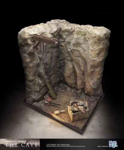 Ihns Toys SO-00001 Series Of Original 1/6 Scale Base Station The Cave