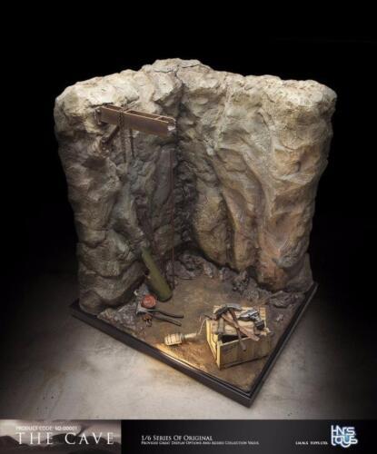 Série Ihns Toys SO-00001 d/'origine échelle 1//6 station de base la grotte