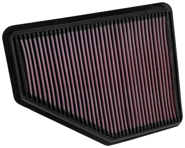 Kn air filter (33-3051) Filtración de reemplazo de alto caudal