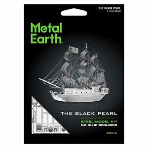 Metallo Terra Star Wars - Black Pearl - Steel Modello Kit - Nuovo / Confezione