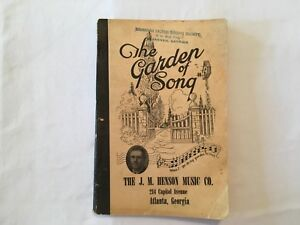 Details about The Garden Of Song Hymnal J M  Henson Music Co Copyright 1949