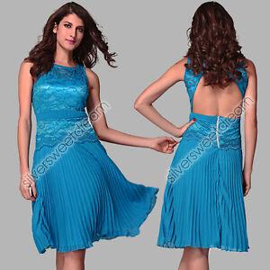 new concept 3f530 0b4fb Dettagli su Vestito abito vestitino donna cerimonia sera ragazza matrimonio  serata fascia