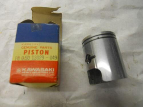 Kawasaki F6 Piston 13029-049 NOS