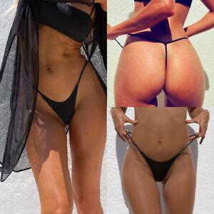 T-back-G-string-Thongs-Transparent-Sexy-Panties-Women-Underwear-High-Waist
