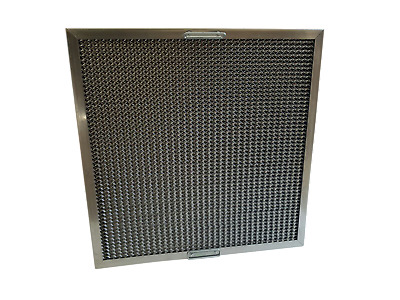 Stainless Steel Honeycomb Grease Filters Commercial Kitchen Canopy 495 x 495 DIY