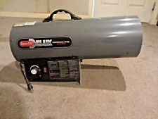 USED ONCE! Dyna-Glo, RMC-FA150NGDGD, Delux Natural Gas Construction Heater