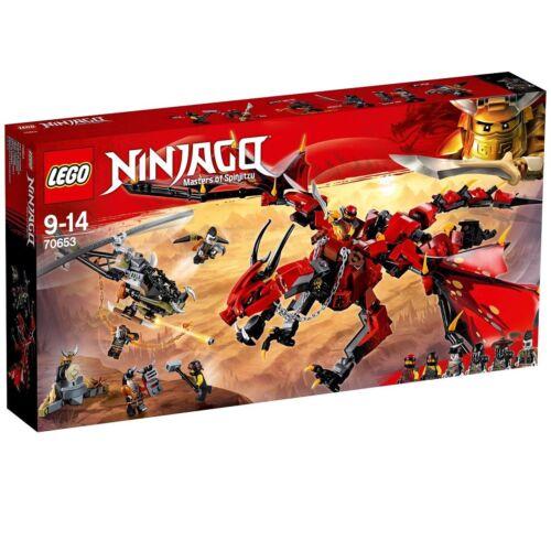 Lego® Ninjago® - La Mère du Dragon 70653 Nouveau