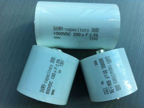 Nouveau 200UF 1000 V Courant Continu en courant continu-Link 105 ℃ 50 kHz haute fréquence Filtre Condensateur #G1050 XH