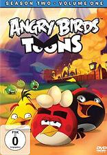 DVD *  ANGRY BIRDS TOONS - SEASON 2 VOLUME 1 # NEU OVP <