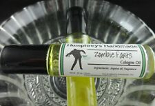 ZOMBIE FARTS Unisex Cologne Oil, Roll On Cologne, Vanilla Fragrance Women's Mens