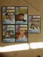 7784// LOT 5 DVD JOSEPHINE ANGE GARDIEN LA COLLECTION 10 EPISODES DVD EN TBE