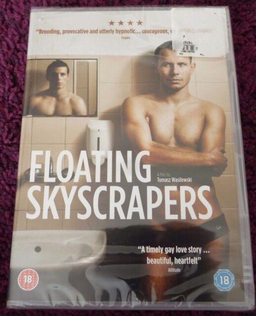 Floating Skyscrapers (DVD) BARTOSZ GELNER*A FILM BY TOMASZ WASILEWSKI*POLISH*NEW