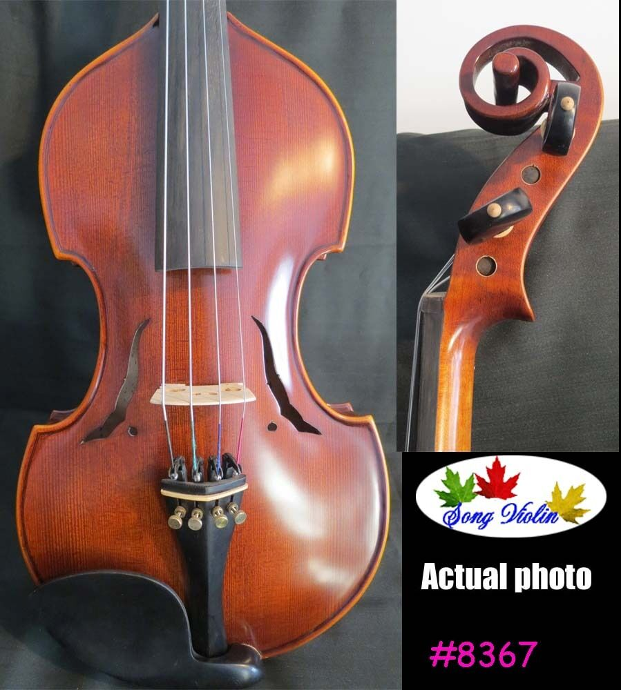 Baroque style SONG Brand Maestro 15 1 2  lila,rich tone hand made   8367