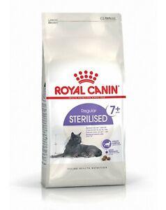 10kg Royal Canin Sterilised 7 expédition de foudre pour chats âgés Bravam 3182550805629