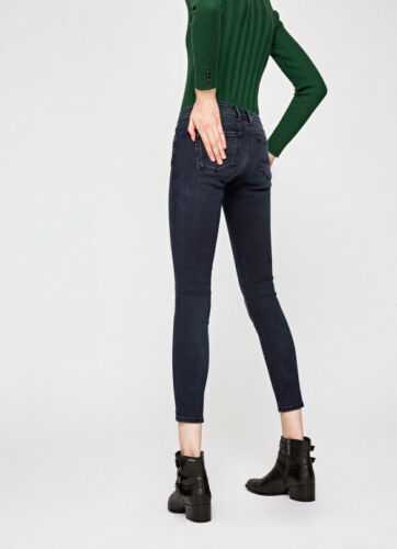Lola moyenne skinny taille super coupe Jeans Damenjeans Pepe 7Tqp1w51