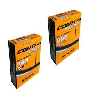 Continental Race 28 Training Presta Inner Tube 700 x 25-32//60mm