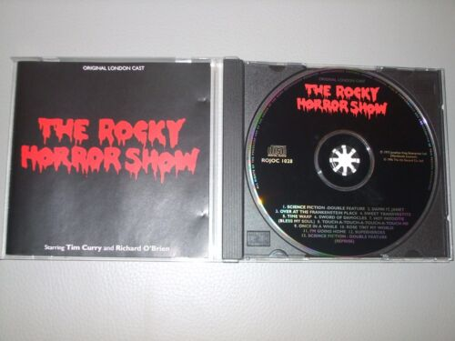 1 of 1 - The Rocky Horror Show - Original London Cast (CD) 13 Tracks - Nr Mint  Fast Post
