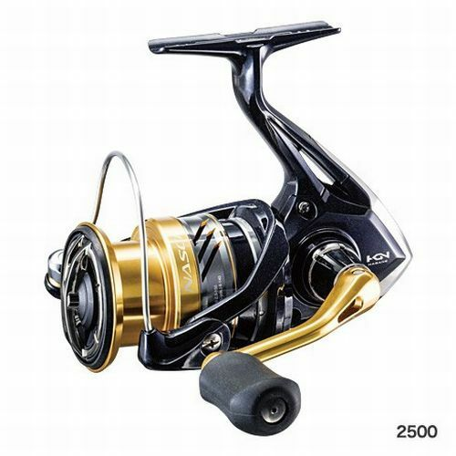 Shimano 16 NASCI C2000-S Spinning Reel New
